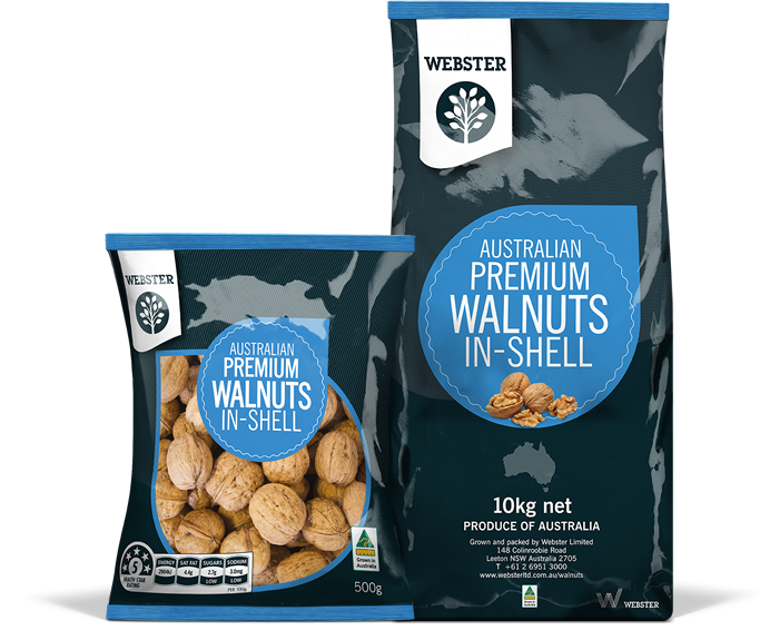 In shell Walnuts